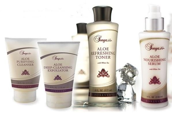 sonya-skin-care-collection